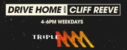 TripleM - Drive Home with Cliff Reeve