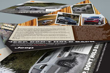 Jeep Grand Cherokee launch DTM mailer